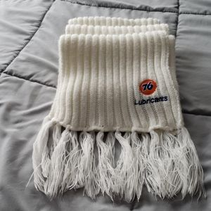 Union 76 Lubricants Advertising Scarf